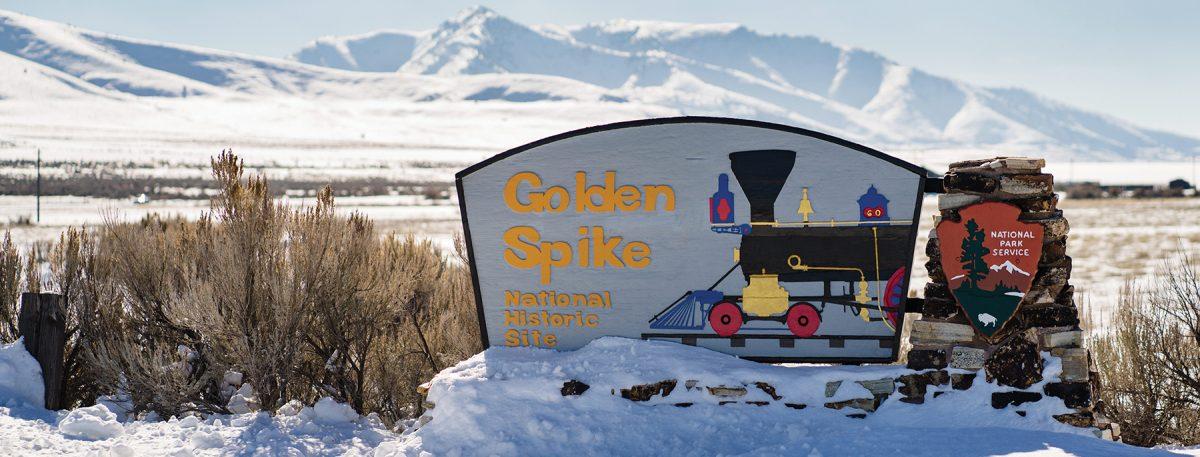 Golden Spike National Historic Site